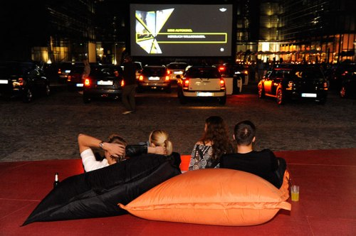 Drive-In mit AIRSCREEN
