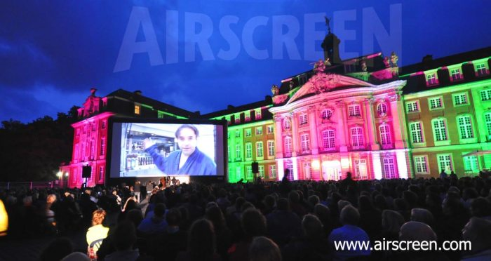 Münster Open-Air-Kino