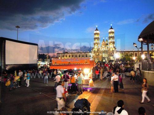 AIRSCREEN auf dem Guadalajara Filmfestival